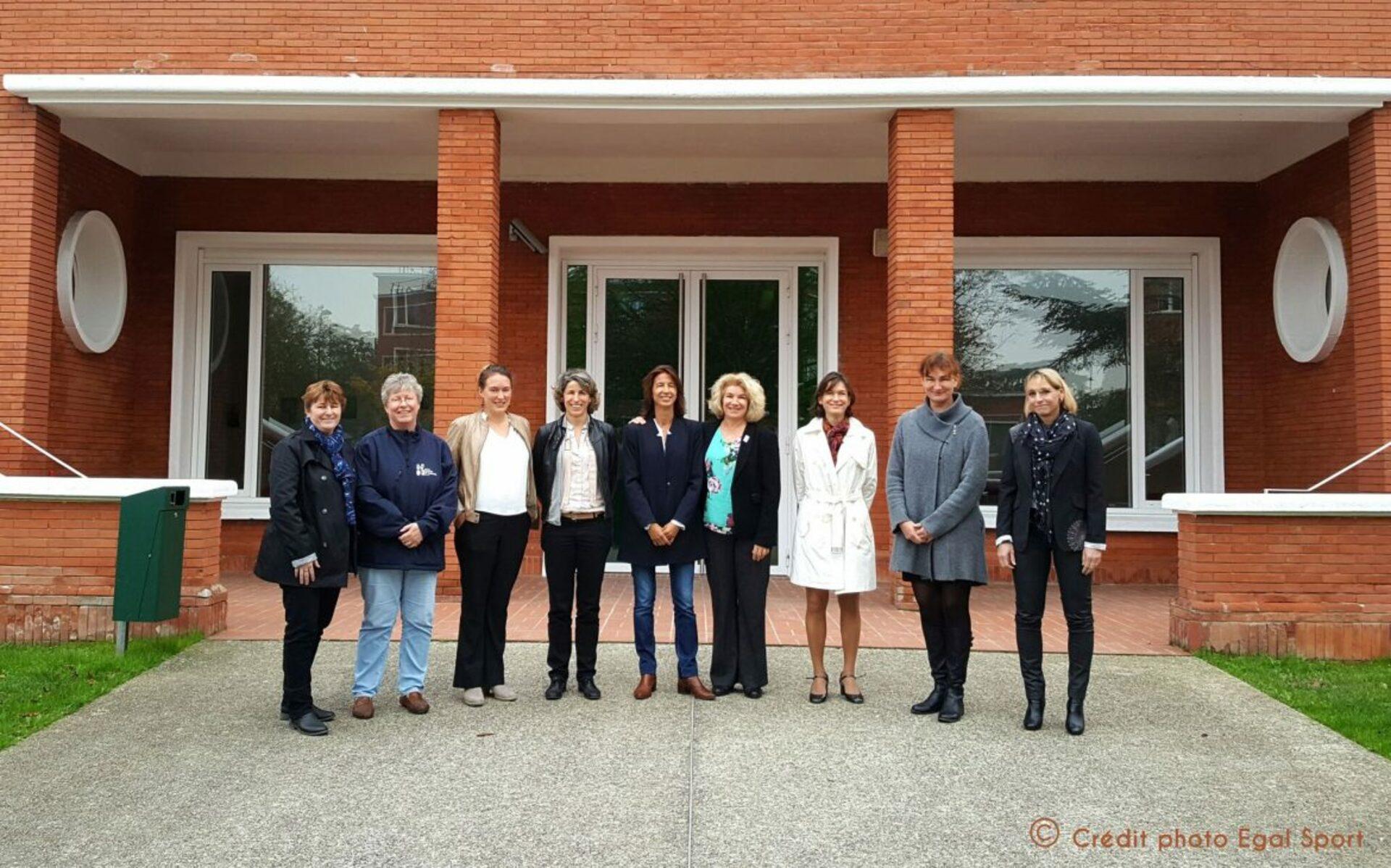 Femmes DTN qui dirigent le sport français