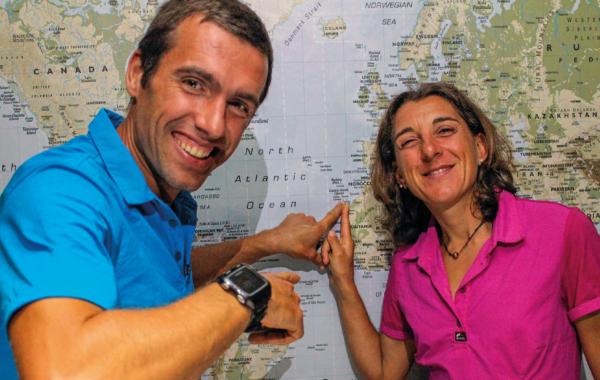 Myriam et Jacky Boisset : Raid aventure, l'amour en plus