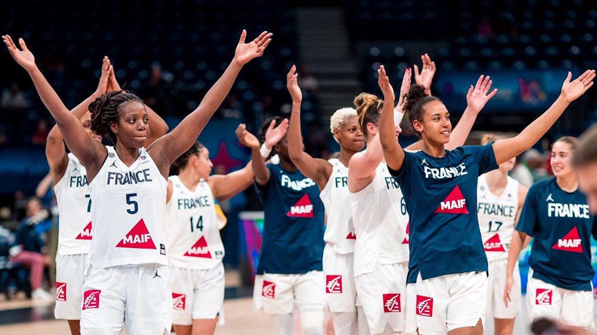 EuroBasket 2021 : la France co organisatrice avec l'Espagne