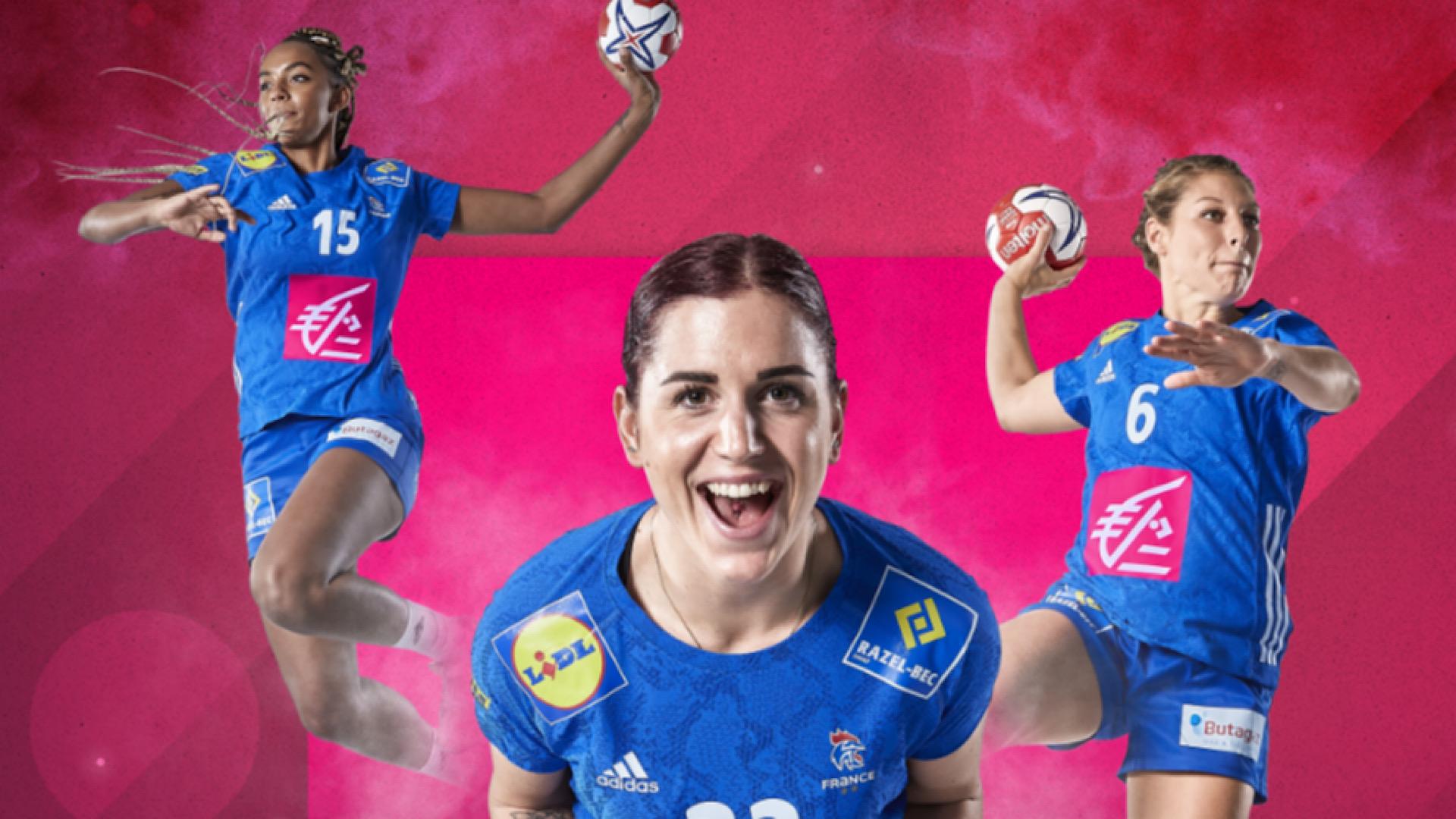 Le handball français engagé pour Octobre Rose