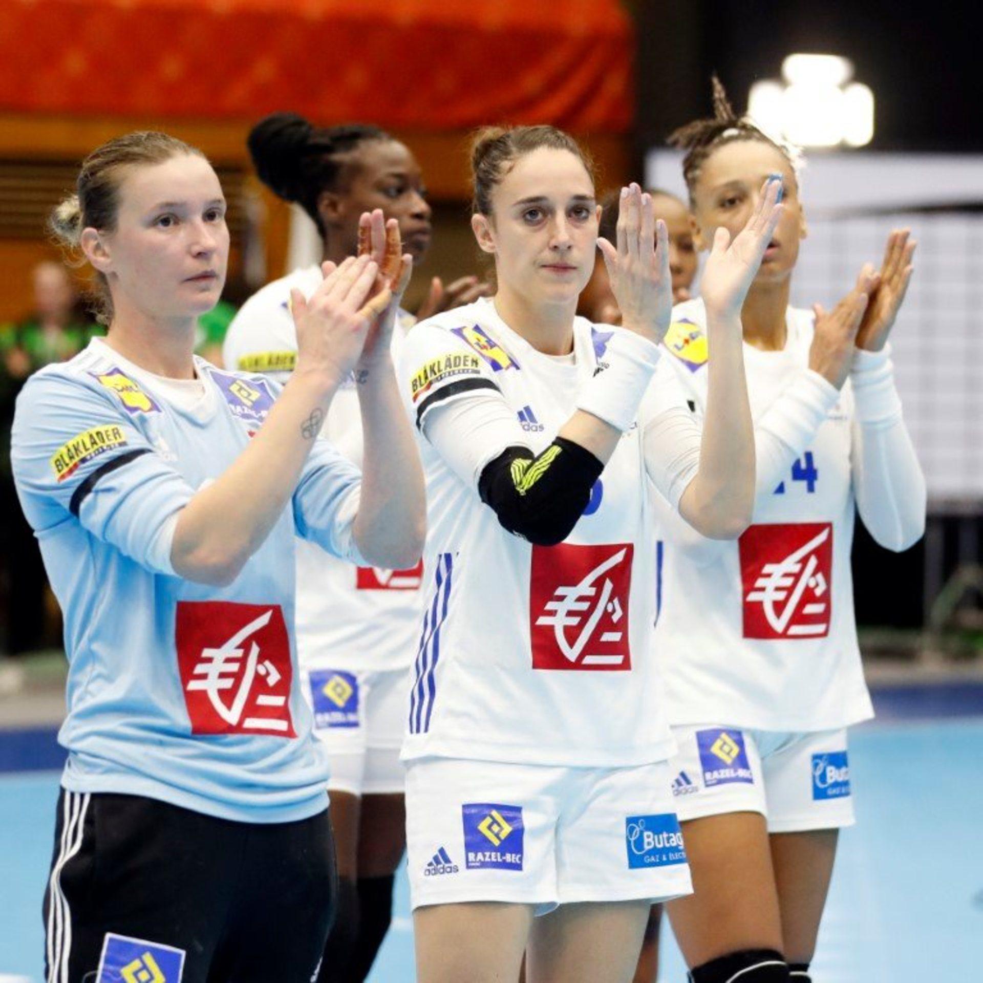 L'équipe de France féminine qui avaient trois longueurs d'avance à la mi-temps, n'ont pas réussi à conclure et concèdent un match nul (19-19) contre le Brésil sur le mondial 2019
