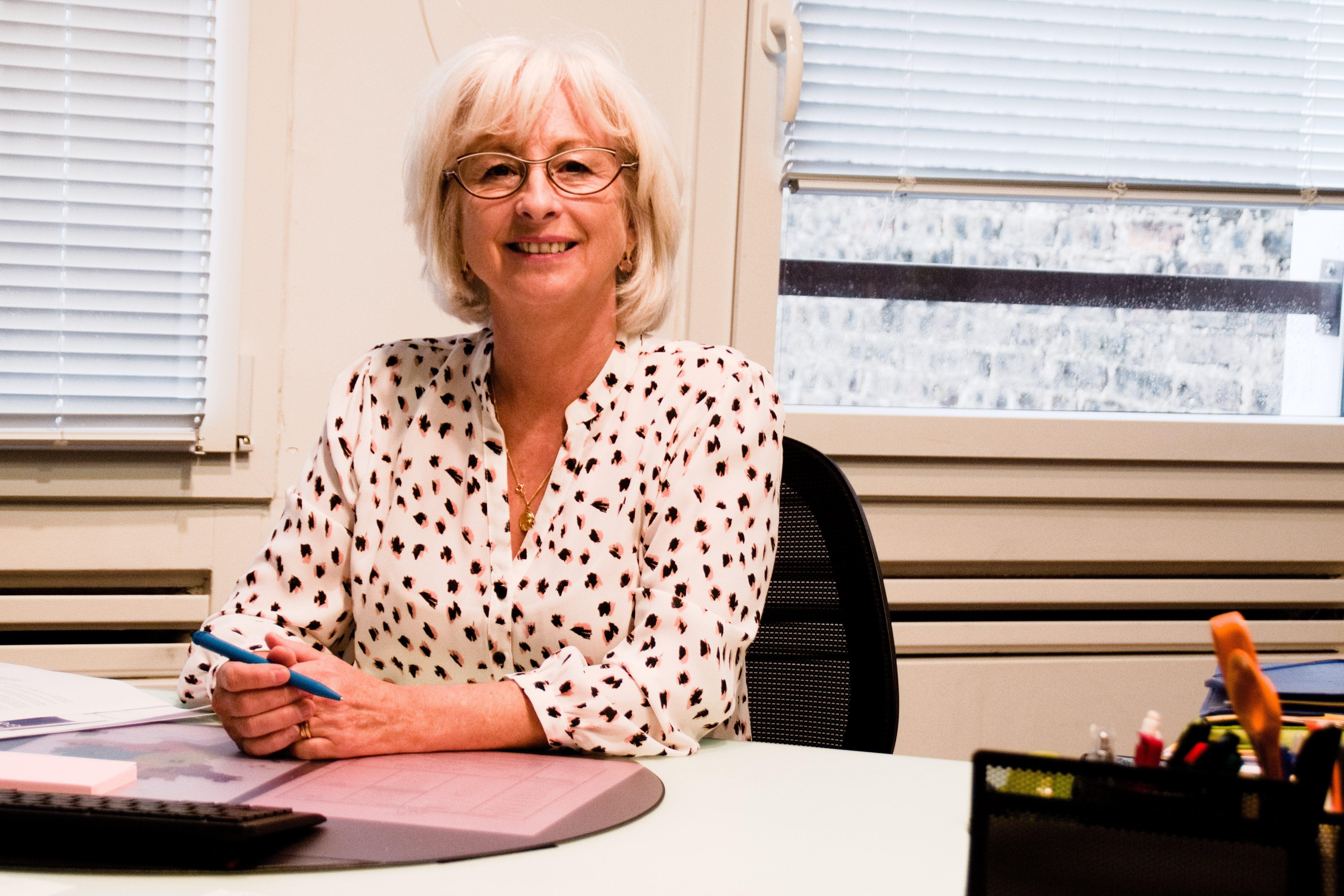 Patricia Morel, Présidente de la FFEPGV