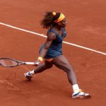 Serena Williams RG 2013 - crédit Yann Caradec