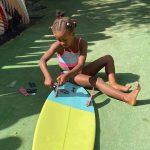 Amigos del mar : le surf pour intégration scolaire des enfants