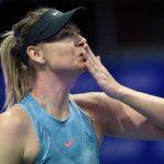 Sharapova annonce son départ en retraite