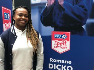 Romane Dicko FDJ Sport Factory