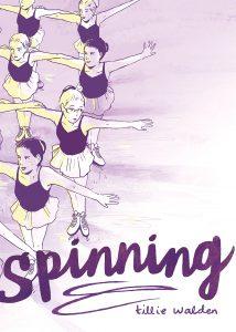 Couverture Spinning – Tillie Walden