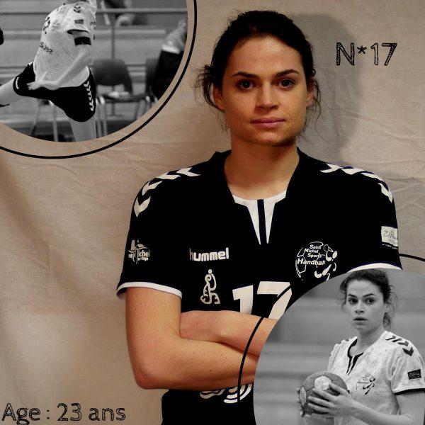 Anne Sophie Miel SMS Handball