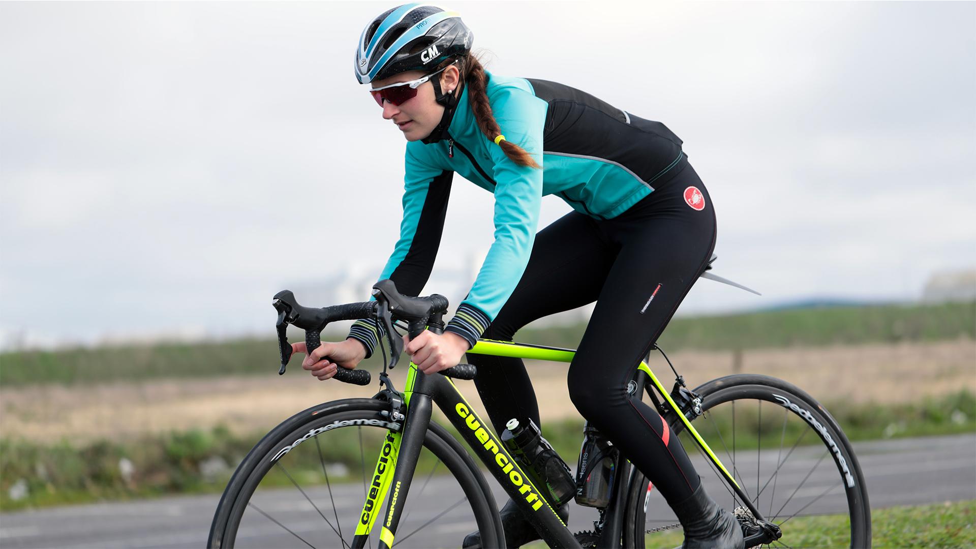 sarah CM women cycling