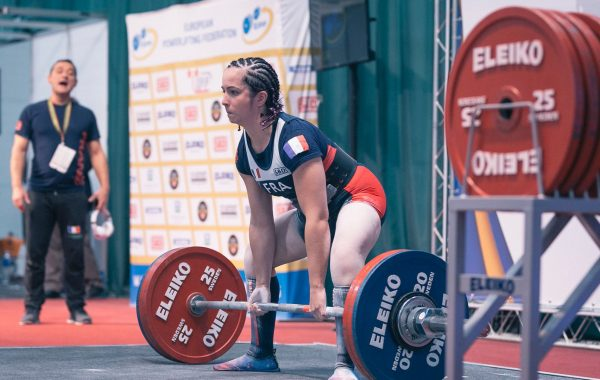 Noemie Allabert chronique sur force athletique