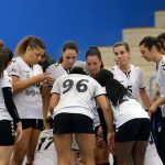équipe de Nationale 1 féminine de Saint Michel Sports Handball