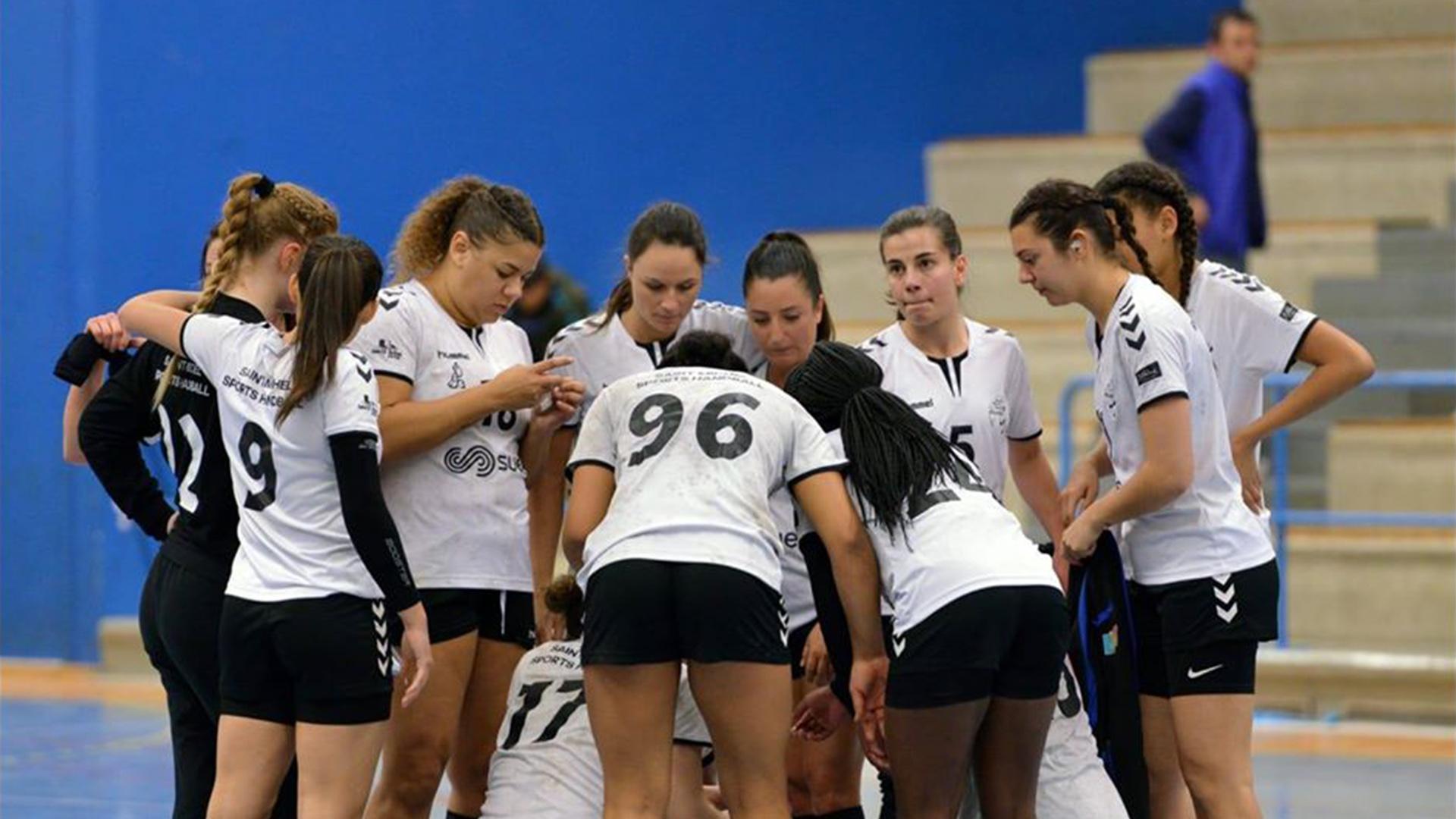 équipe de Nationale 1 féminine de Saint Michel Sports Handball