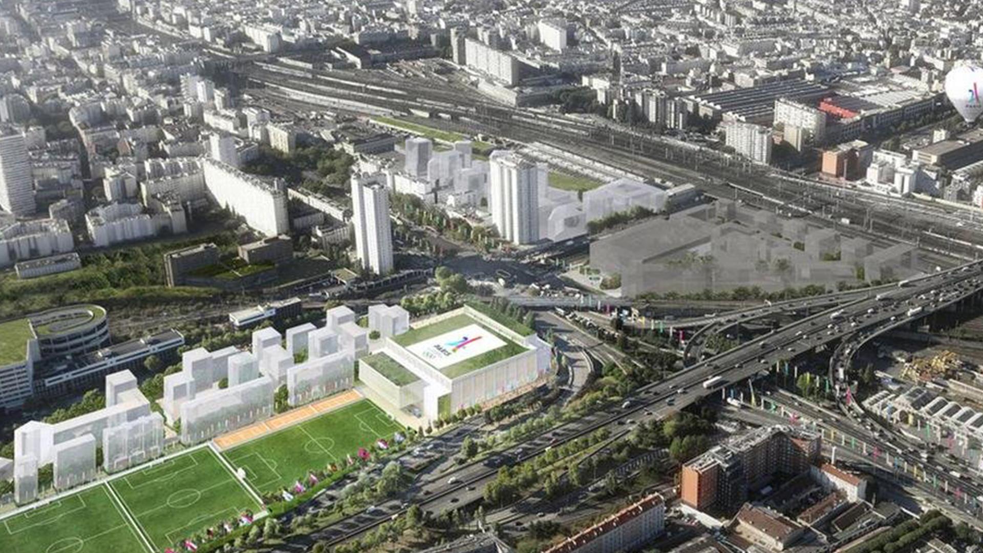 Arena 2 Paris Alice Milliat