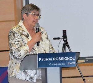Patricia ROSSIGNOL VP Lutte