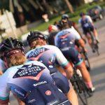 Etape 1 Donnons des Elles au vélo 2020