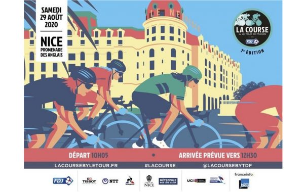 7eme edition La Course By Le Tour