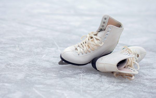 tribune patinage