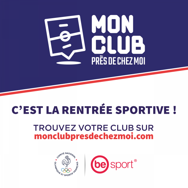 Campagne Esprit CLUB CNOSF