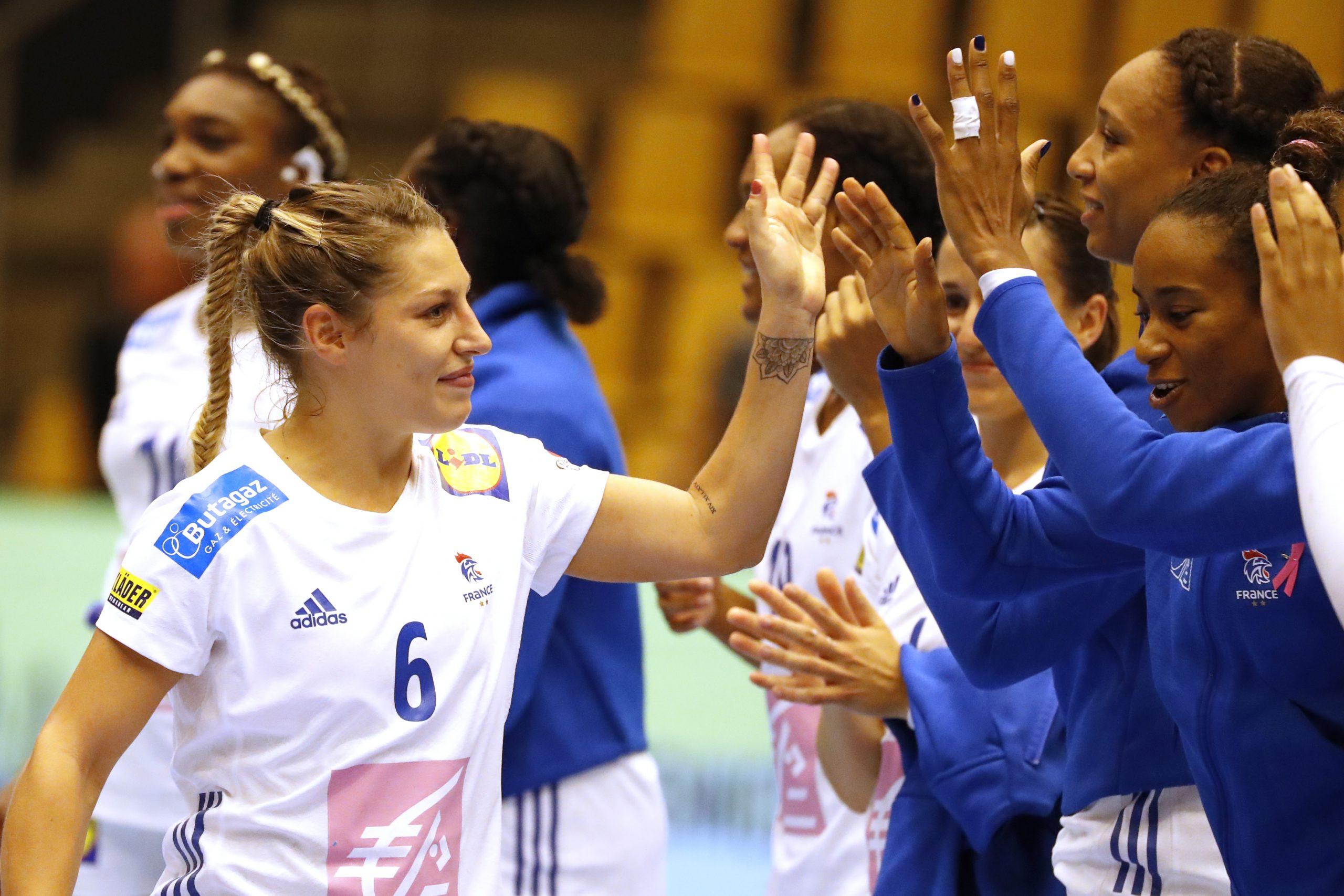 France gagne face à Monténégro premier match Golden League