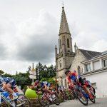 """La course cycliste féminine le """"Bretagne Ladies Tour"""" annulée"""