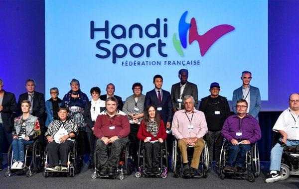 Guislaine Westelynck réélue présidente de la Fédération Française Handisport