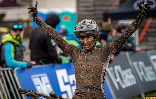 Mélanie Pugin championne du monde de VTT à assistance électrique