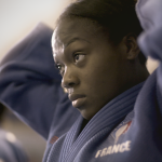Reportage Sport Reporter Canal Plus - Clarisse Agbenenou