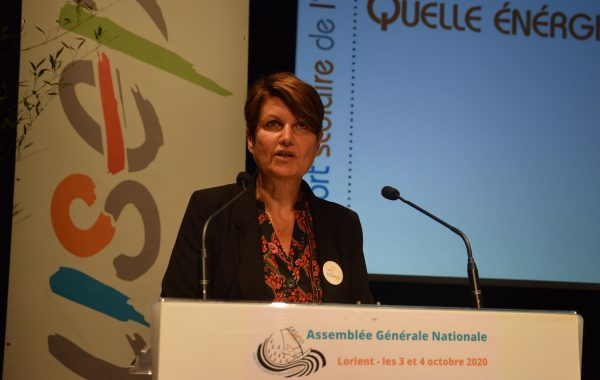 Veronique moreira réelue présidente USEP