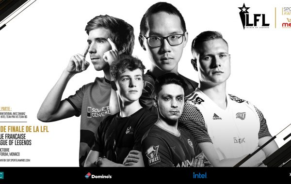 SPORTEL Awards accueille la finale de la Ligue Française de League of Legends, le 26 octobre prochain à Monaco