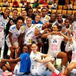 victoire france handball Golden League