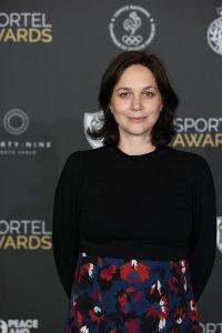 Nathalie Pechalat Sportel Awards
