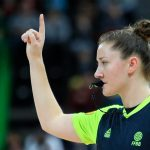Laure Coanus devient arbitre internationale de basket