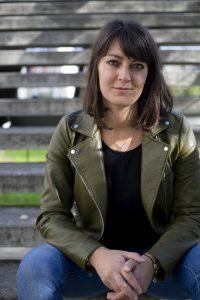 Photo Mejdaline Mhiri rédactrice en cheffe magazine Les Sportives