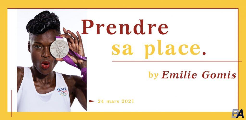 By Athlete - Visuel FB Article Emilie Gomis