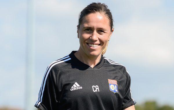 Camille Abily : « Promouvoir la féminisation du football, c'est important »