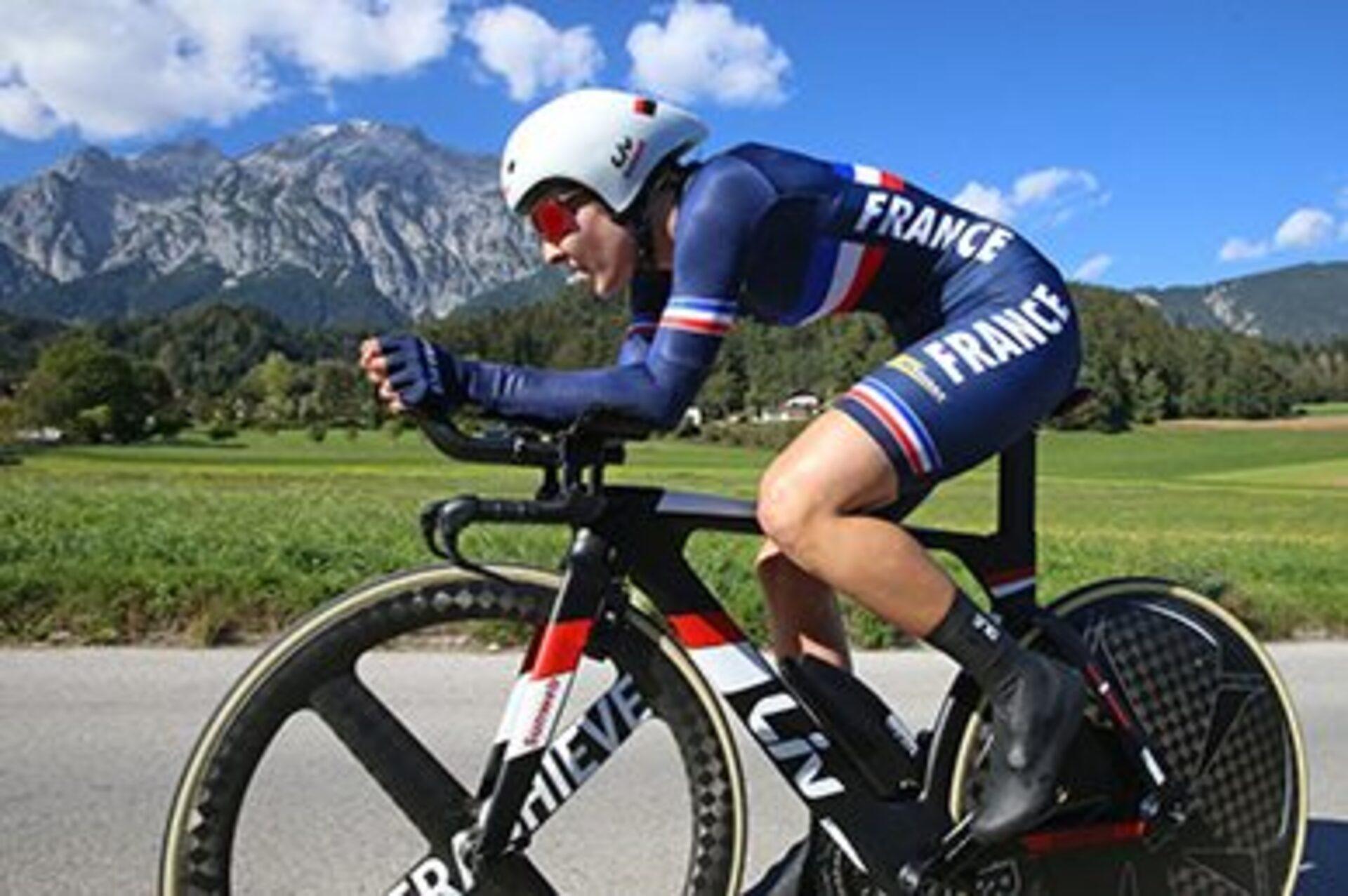 Juliette Labous est un espoir du cyclisme féminin sur route
