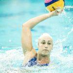 Clémence Clerc, maman et joueuse professionnelle de water-polo