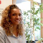 Anne-Laure Florentin entame une mission de promotion du karaté féminin