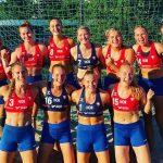 L'équipe de Norvège de beach handball veut jouer en short plutôt qu'en bikini.
