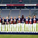 Rugby à 7 : Les Françaises médaillées d'argent aux Jeux Olympiques