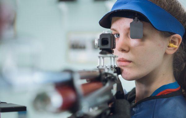 Océanne Muller, 18 ans et déjà une belle prestation aux Jeux Olympiques