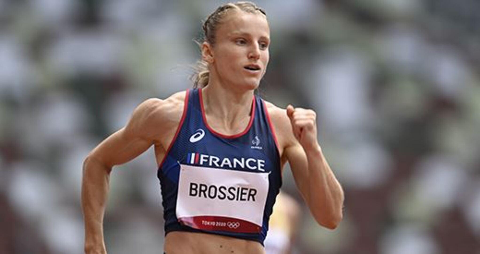 Amandine Broissier se qualifie pour les demi-finales du 400m aux Jeux olympiques