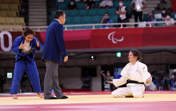 Sandrine Martinet a décroché la médaille d'argent des Jeux paralympiques de Tokyo