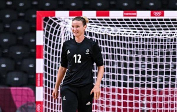 Amandine Leynaud, un quart de finale des JO époustouflant