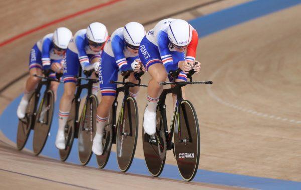 Cyclisme qualification aux Jeux olympiques