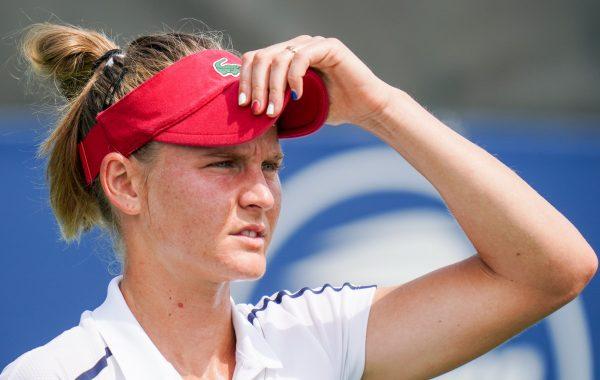 Fiona Ferro s'est qualifiée pour le deuxième tour de l'Open du Canada.