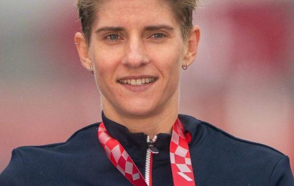 Marie Patouillet remporte le bronze en course en ligne lors des Jeux paralympiques de tokyo