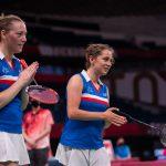 Le double féminin termine au pied du podium des Jeux paralympiques.