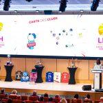 Conférence de rentrée de la Ligue féminine de handball.
