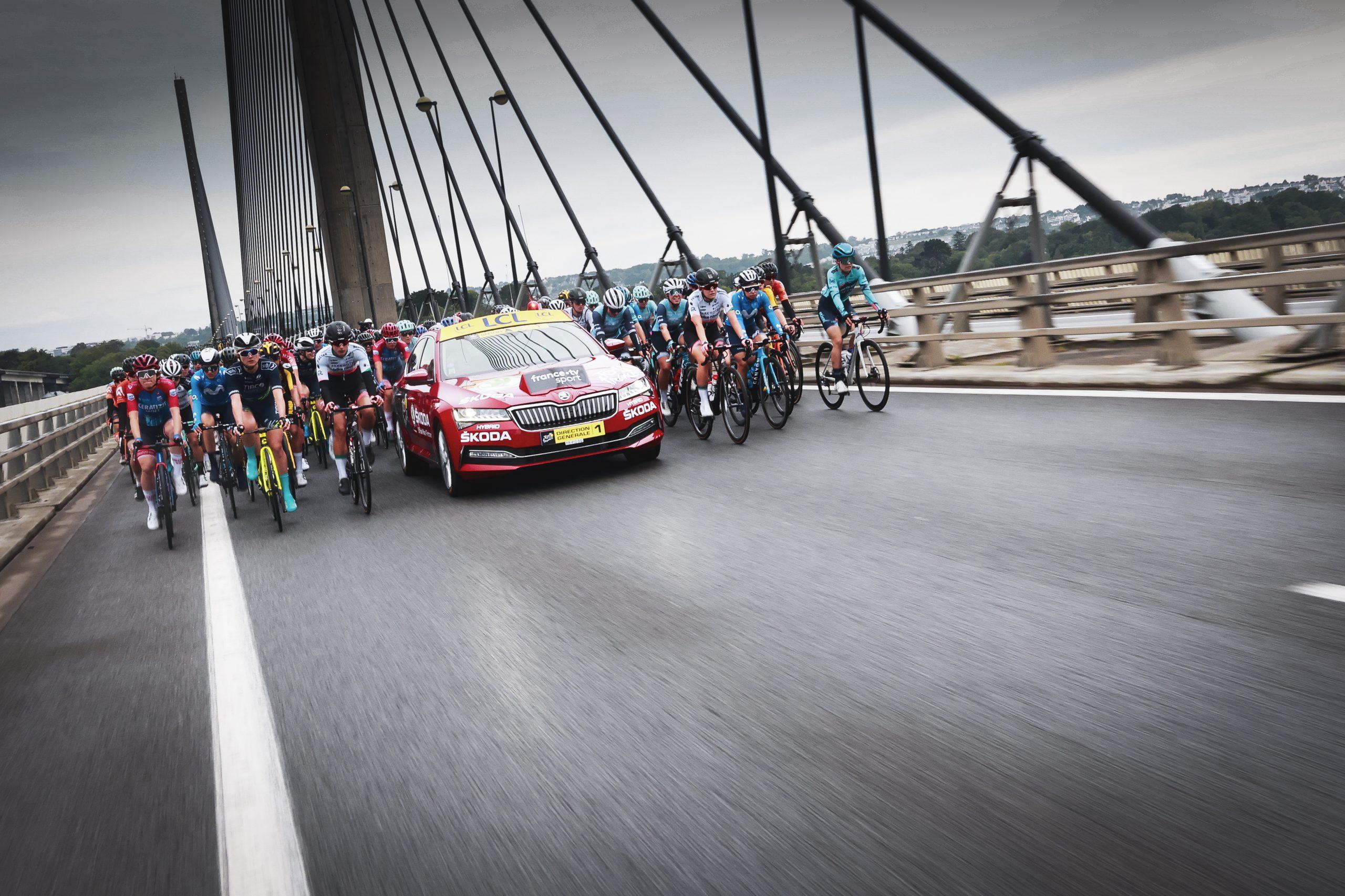 Marion Rousse a été nommée directrice du tour de France féminin 2022